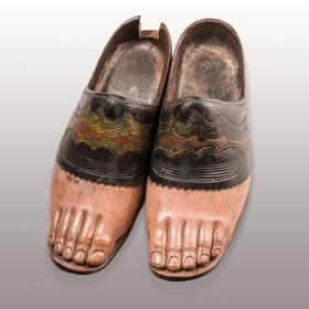 Sabots pieds