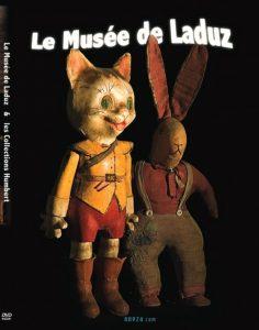 Couverture du DVD sur le musée de Laduz