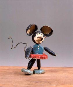 Minie la souris/ Musée des arts populaires de Laduz
