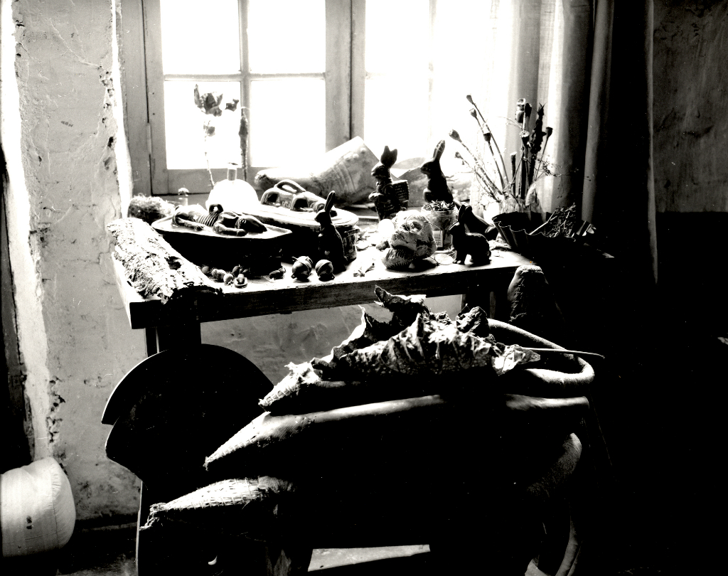Atelier de Raymond Humbert