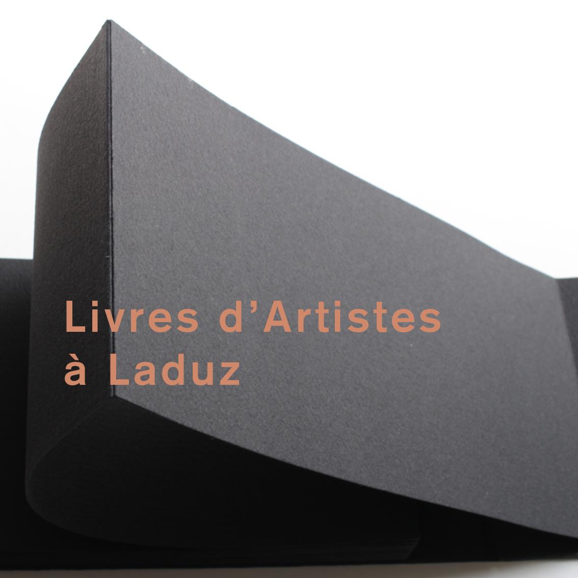 Livres d'artistes - exposition