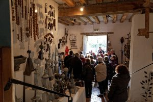 Visite guidée du musée de Laduz