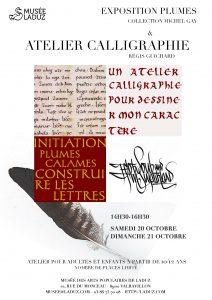 Plumes et calligraphies